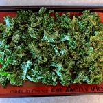Cilantro Lime Kale Chips