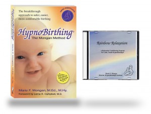 hypnobirthing book and cd