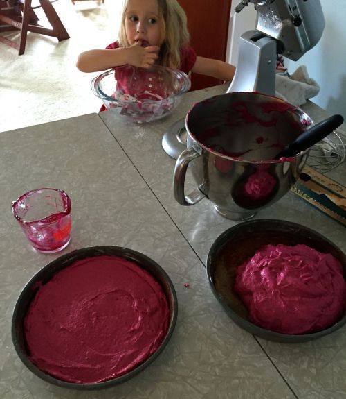red velvet cake with no dye