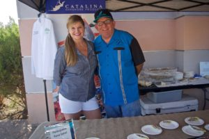 Catalina Offshore Products at the 2016 Farm to Bay at the Living Coast Discovery Center