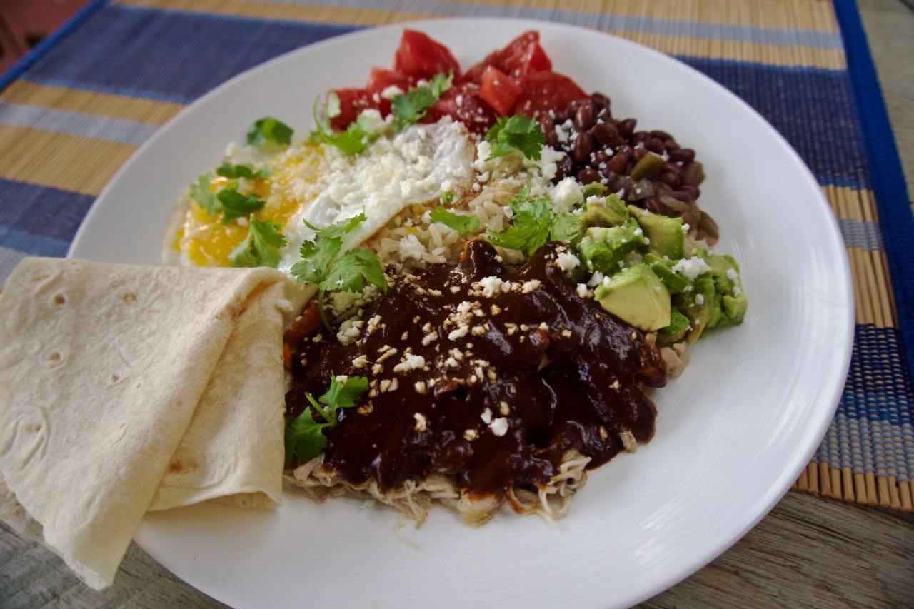 Easy mole and shredded chicken recipe baby birds farm and cocina i have used the seasons of my heart black mole and red mole and both are delicious here in san diego they are found in the retail section of specialty forumfinder Image collections
