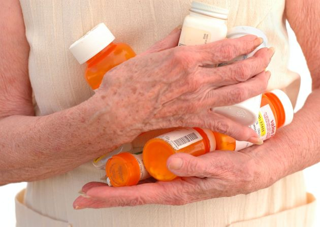 Polypharmacy in Older Adults