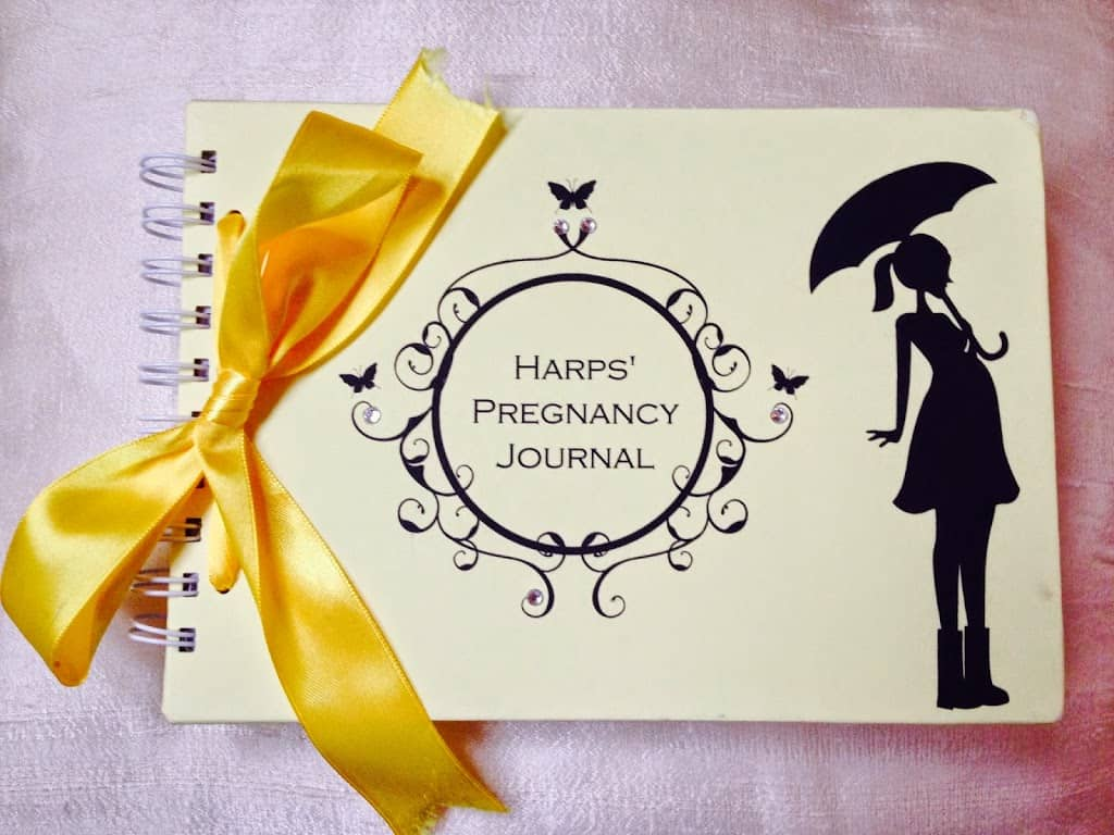 Paper Trail … This Mummy's Pregnancy Journal