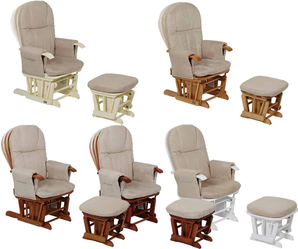 quite nice d81ed 8cf14 Tutti Bambini GC35 Glider Chair Product Review (Nursing ...