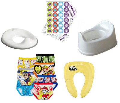 Our Potty Training Journey, Tips and Advice!