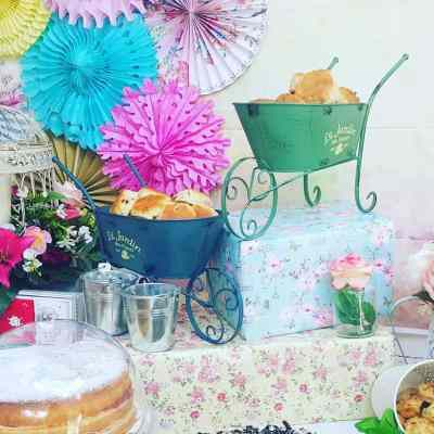 Afternoon Tea Themed Bridal Shower