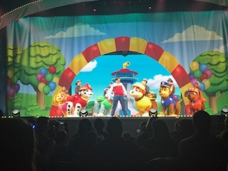 Paw Patrol Live VIP Reception & Gala Performance Review