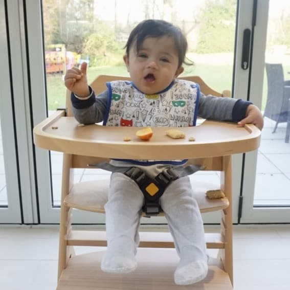 Safety 1st Timba Wooden High Chair Review Baby Brain Memoirs