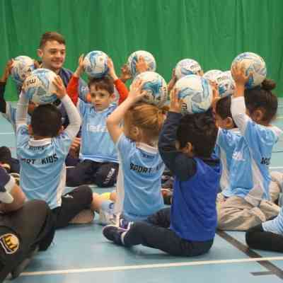 Toddler Football Classes with Sport4Kids | Review