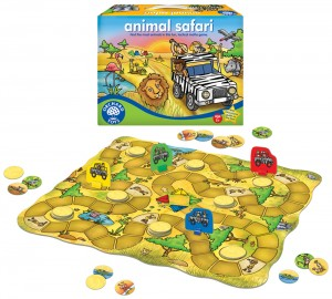 Animal Safari Orchard Toys