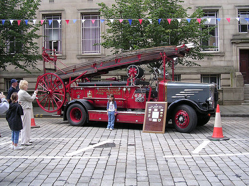 fire museum, manchest kids , days out manchester
