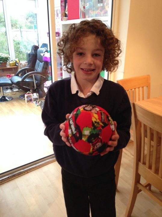dennis the menace farting football review