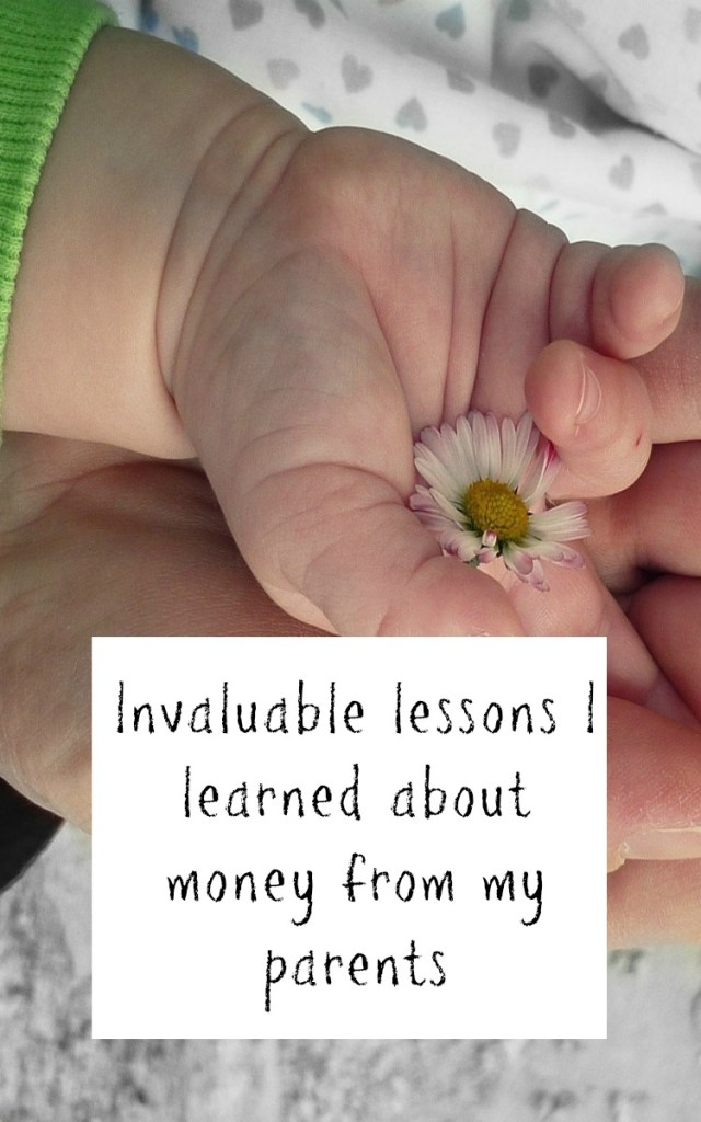 lessons i learned about money