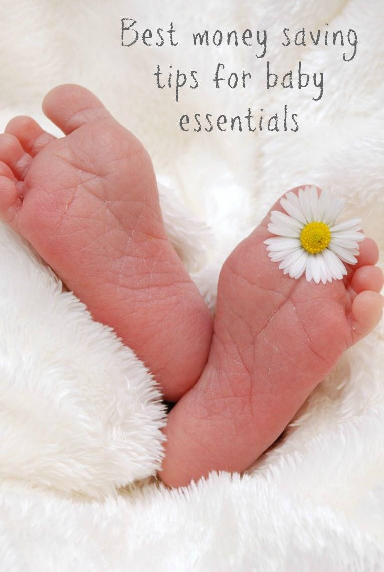 money saving tips for baby essentials