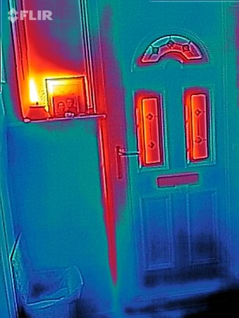 reduce heat loss from your home