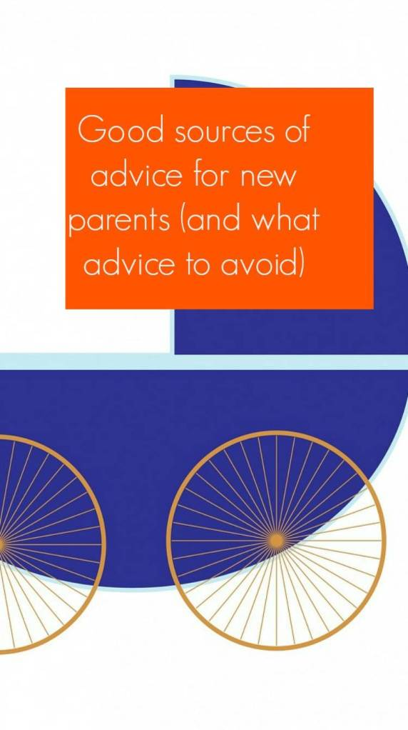 sources of advice for new parents
