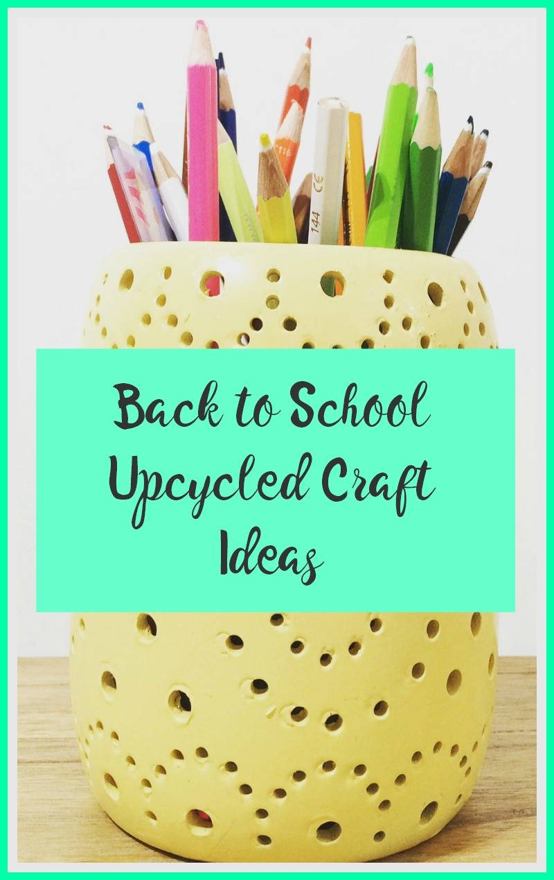 upcycled craft