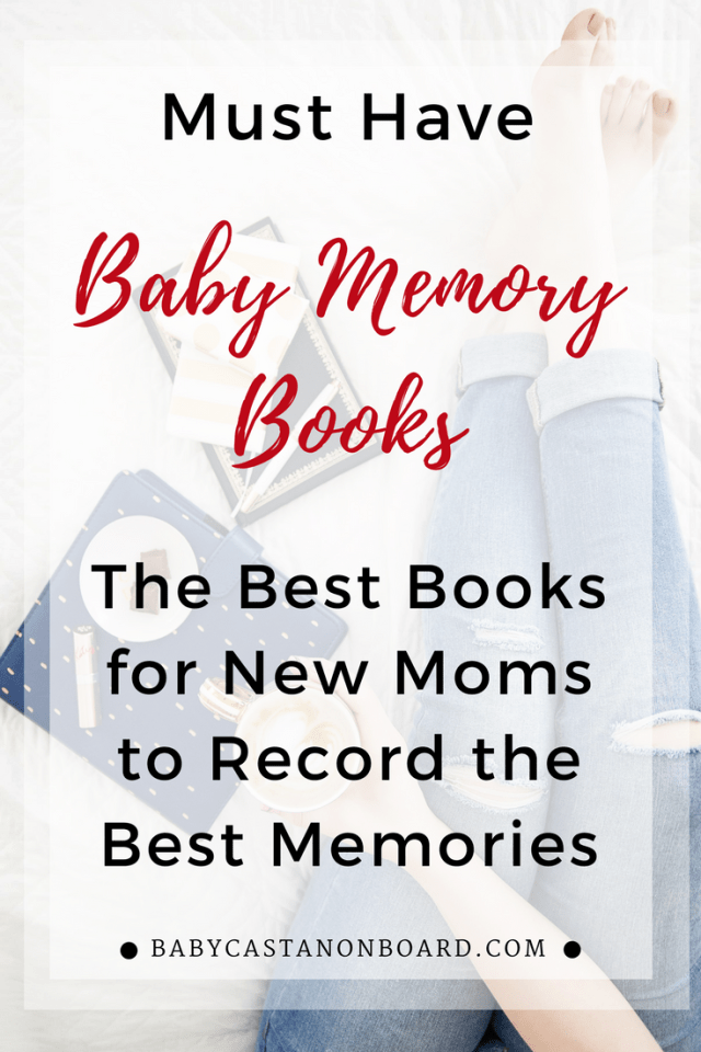 Must have baby memory books for new moms | Best Baby Memory Book | Best Baby Book | DC Motherhood Blog #momlife #newmom #mommusthaves