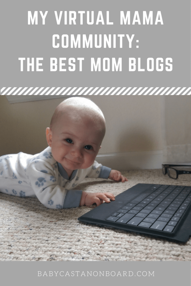 One thing all new mamas need is support. I am sharing my mama network. Here are the best go-to mom blogs/social media accounts.
