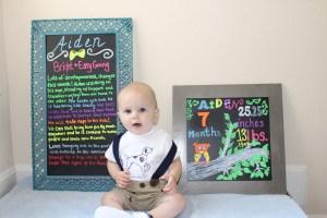 Aiden-Seven-Month-Update-Sitting