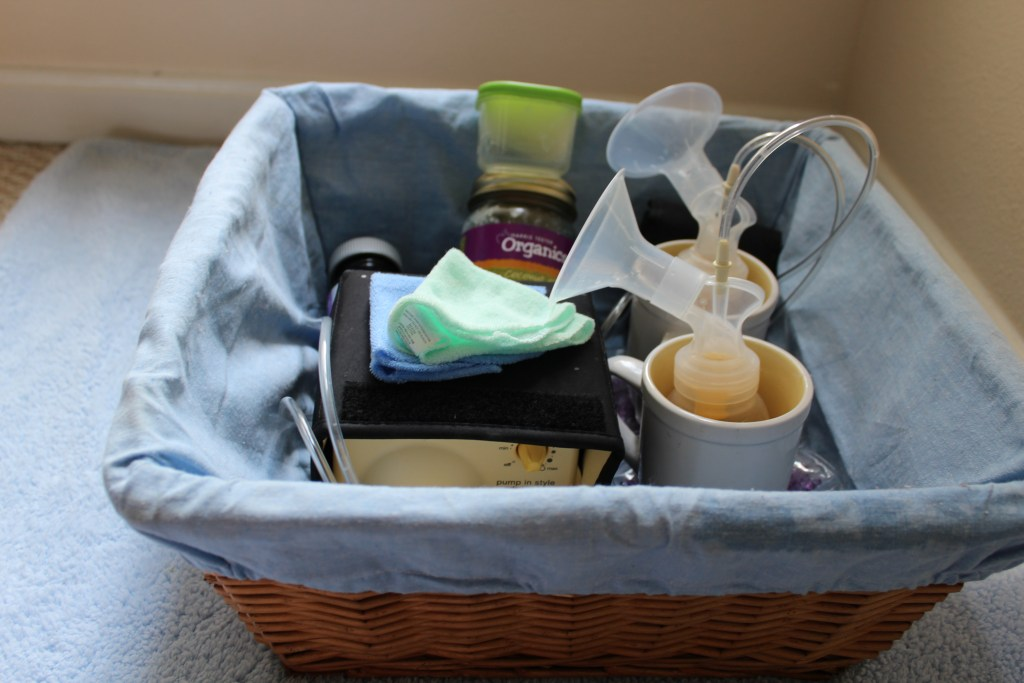 Building Your Milk Stash: Working Mom Pumping Tips