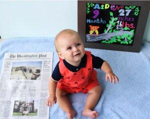 Aiden nine months paper