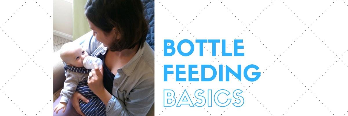 Bottle Feeding Basics