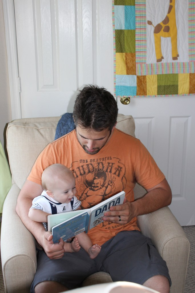 Bedtime Stories 8 months