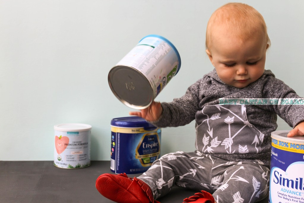 All About Baby Formula: A Comparison of Brands