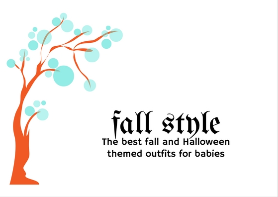 Best Fall & Halloween Themed Outfits for Baby
