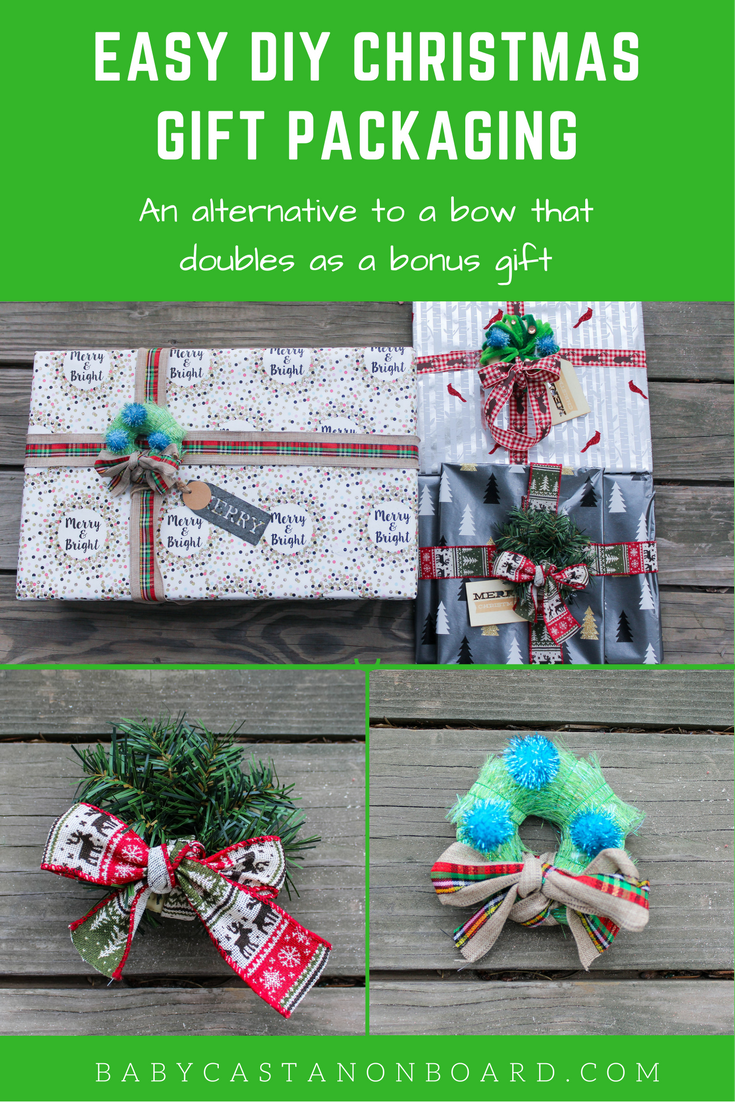 DIY gift packaging alternative to a bow-dc-mommy-blog-dc-lifestyle-blog