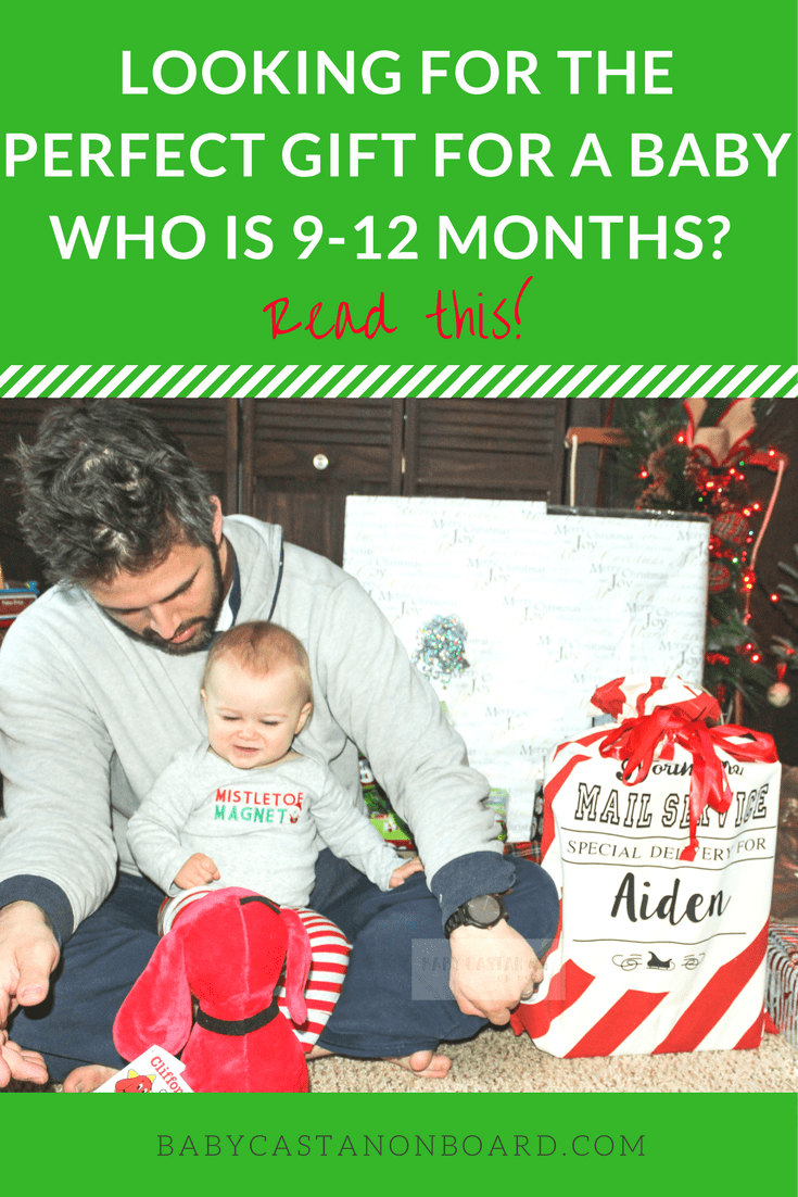 It wasn't so long ago that I had no idea what to get for a one-year-old. Here is a list of the best gift ideas for babies 9-12 months.