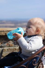 A review of the Nuby Comfort 360 Six-Stage Bottle to Cup Kit. It is available exclusively at Babies 'R Us and is perfect for newborns through toddlers.