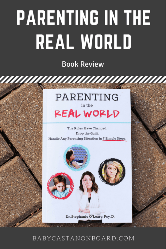 Parenting in the Real World provides parents seven tools to help move away from conflict and frustration and create a more joyful and respectful home.