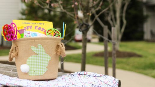 What To Put in a One Year Old's Easter Basket