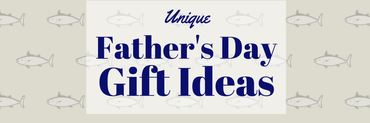 I've been on the hunt for unique Father's Day gifts that are different and special. Here are my five favorite gift ideas for the dad that has everything.