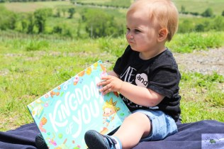We love giving personalized kid's books to our little guy. Here is a review of the new Lost My Name personalized kid's book Kingdom of You.