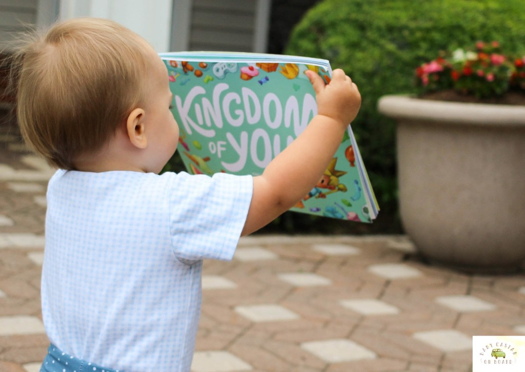Personalized Kid's Book: Kingdom of You Book Review