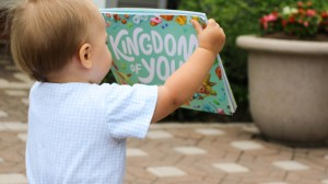 Personalized Kid's Book Review: Kingdom of You