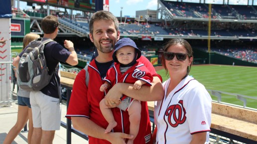 Tips for Taking Your Baby to His (or her) First Baseball Game