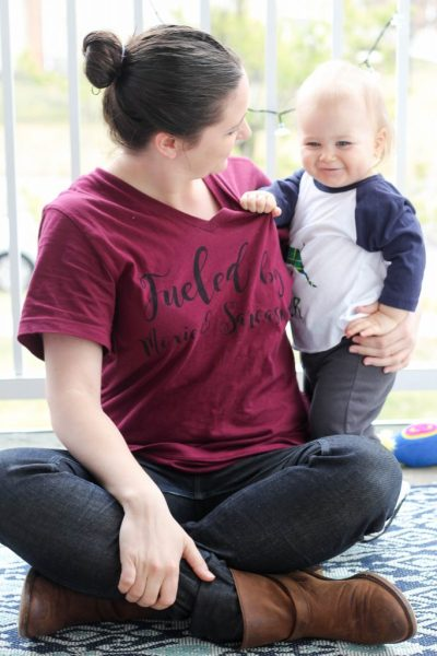 Today I am highlighting Hudson Lillian Designs (HLD for short) an amazing graphic t-shirt shop with tees for the whole family owned by an incredible mama.