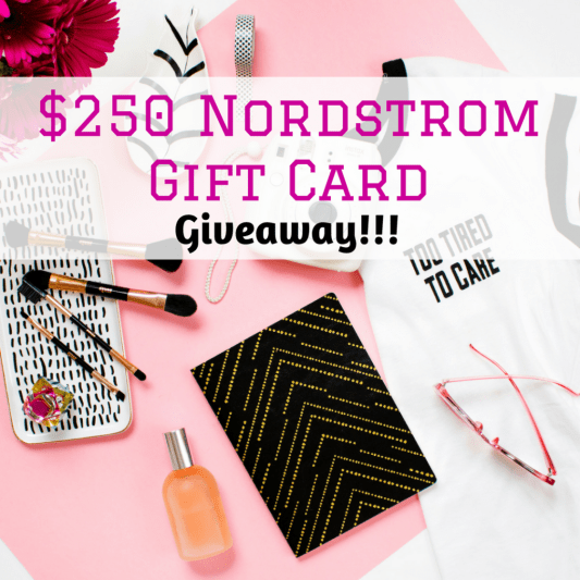I am sharing the best Nordstrom sale toddler fashion deals for boys and girls. Plus, a giveaway for a $250 gift card to Nordstrom!