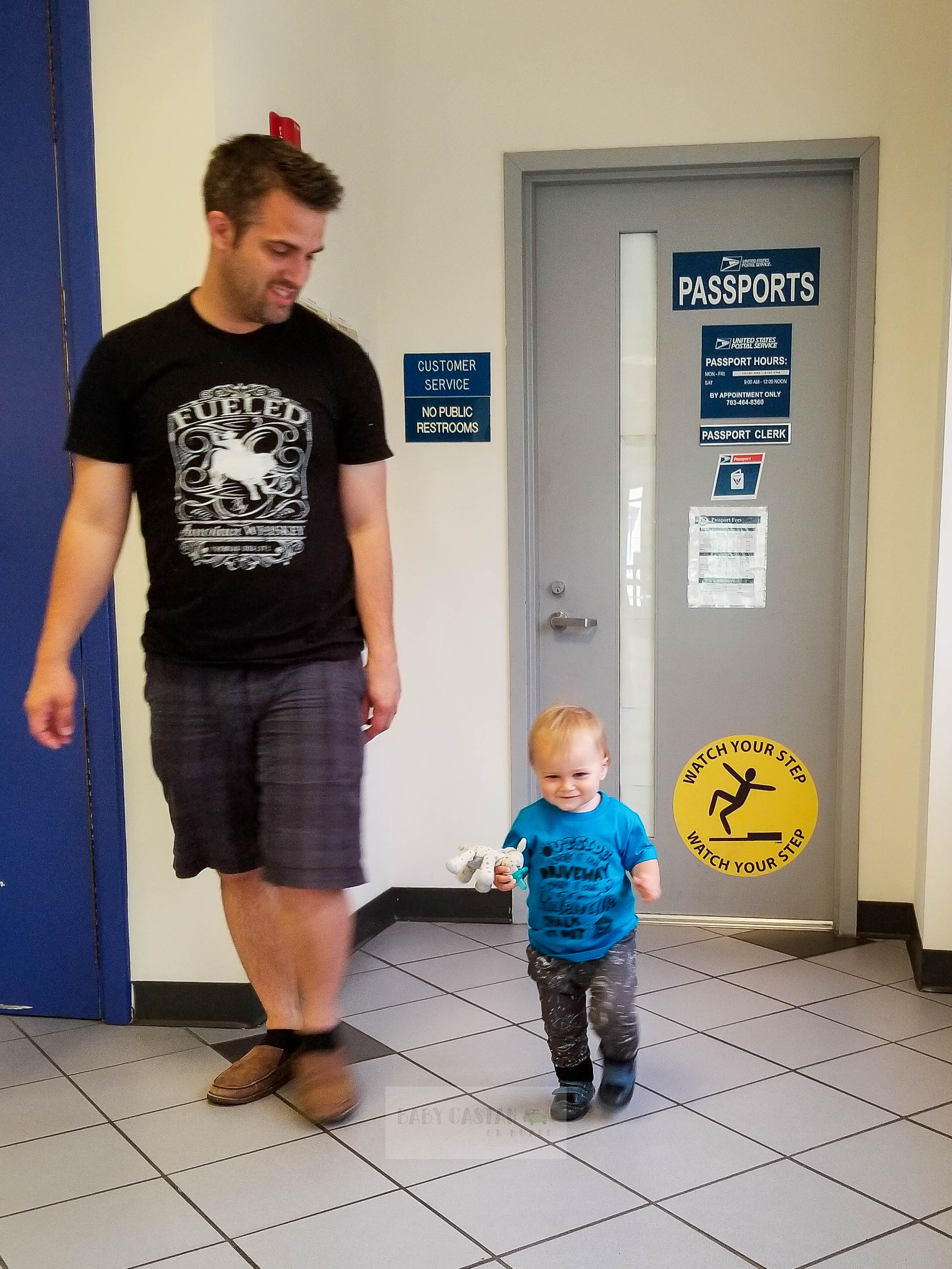 If you want to travel internationally with your baby or toddler you will need a passport. Check out these tips for applying for a passport for a baby.