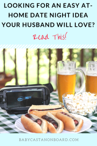 (Sponsored) I recently found the ultimate at home date night for busy toddler parents using the Intel True VR App to watch a baseball game!