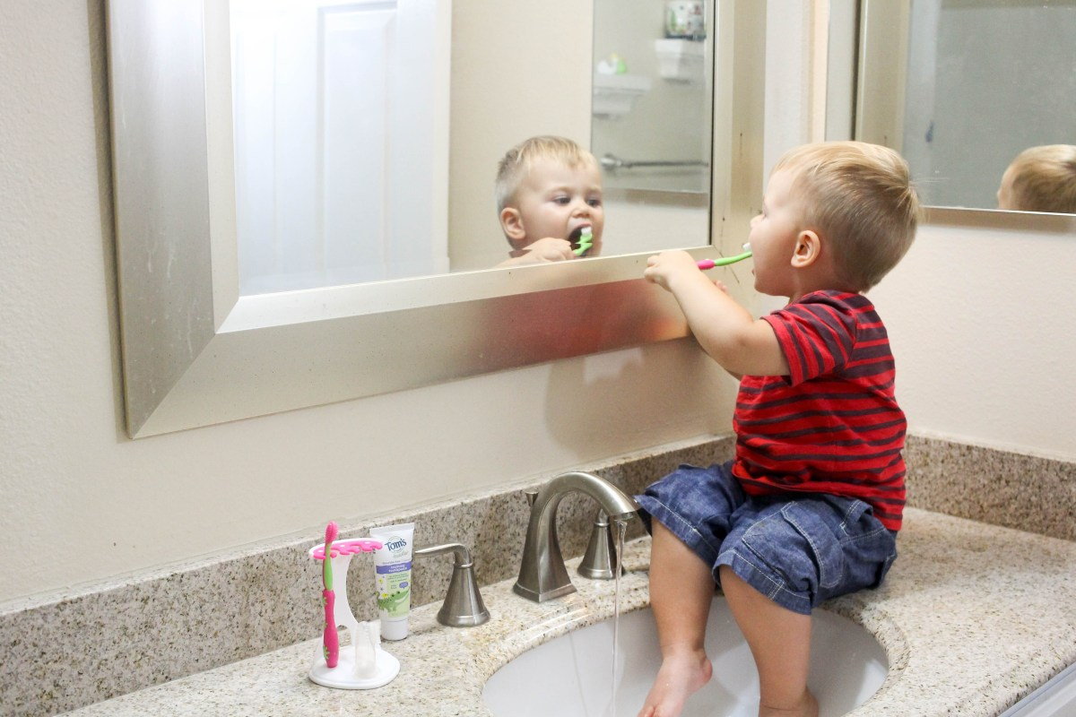Tips to Get a Toddler to Brush His Teeth
