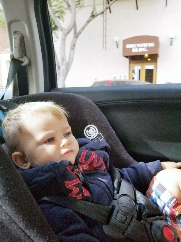 Traveling With a Car Seat | Baby Castan On Board
