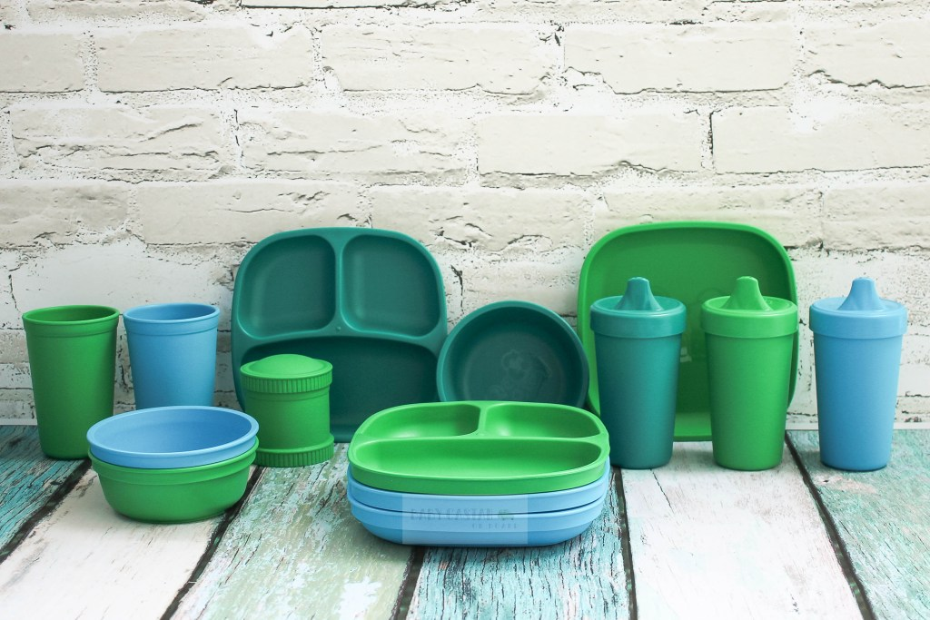 Re-Play Baby & Toddler Tableware Review