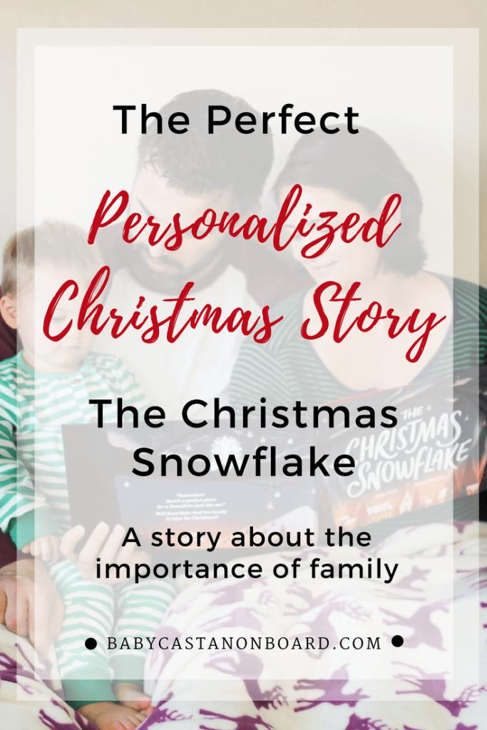 The Christmas Snowflake_pin