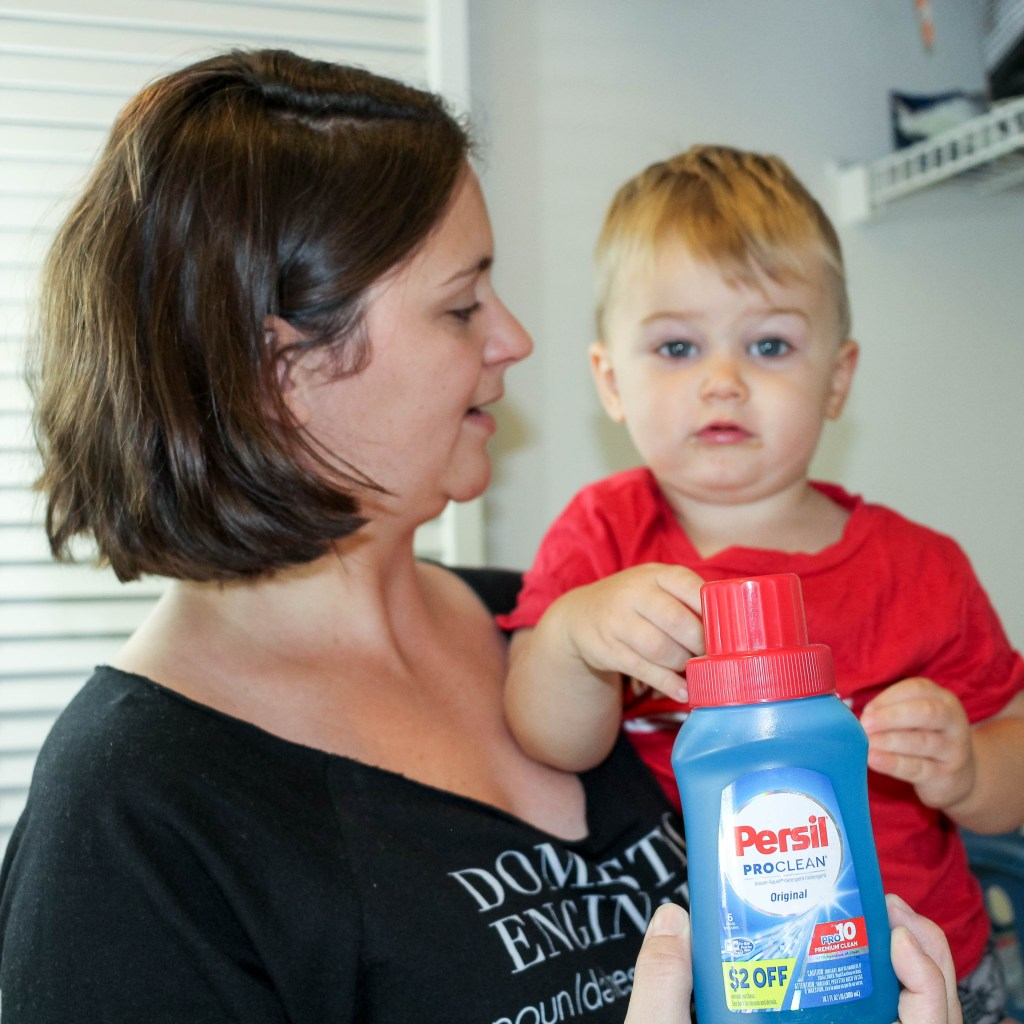 Persil ProClean laundry detergent_mom and toddler_DC Mommy Blog DC Lifestyle Blog