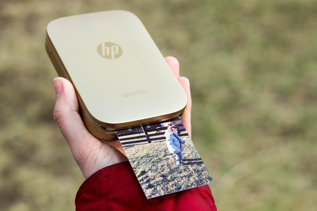 HP Sprocket Review: Why Moms Need This Printer